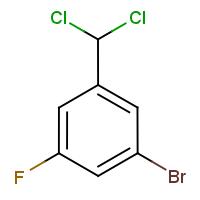 3-Bromo-5-fluorobenzal chloride 97%