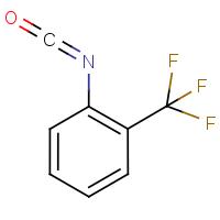 2-(Trifluoromethyl)phenyl isocyanate 97%