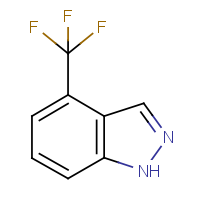 4-(Trifluoromethyl)-1H-indazole