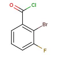 2-Bromo-3-fluorobenzoyl chloride