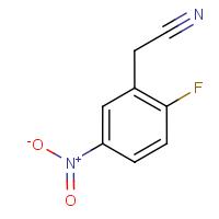 2-Fluoro-5-nitrophenylacetonitrile