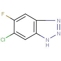 6-Chloro-5-fluorobenzotriazole