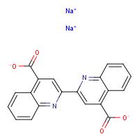 4,4'-Dicarboxy-2,2'-biquinoline disodium salt