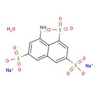 8-Aminonaphthalene-1,3,6-trisulphonic acid disodium salt hydrate