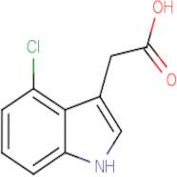 4-Chloroindole-3-acetic acid