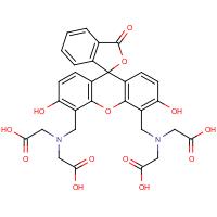 Fluorescein-4',5'-bis(methyliminodiacetic acid)