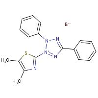 3-(4,5-Dimethylthiazol-2-yl)-2,5-diphenyl-2H-tetrazolium bromide