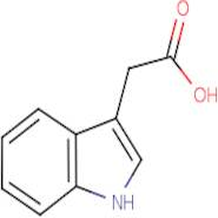 (Indol-3-yl)acetic acid