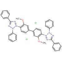 3,3'-Dianisole-4,4'-bis(3,5-diphenyltetrazolium chloride