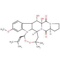 Verruculogen from Penicillium verruculosum