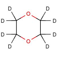 1,4-Dioxane-D8 >99.0 Atom % D, 5 ml ampoule