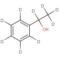 1-Phenylethanol-D9 >98.0 Atom % D
