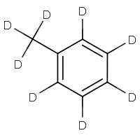 """Toluene-D8 """"100%"""" >99.95 Atom % D"""