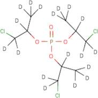 Tris(1-chloroprop-2-yl) phosphate-D18