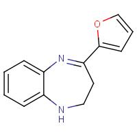 2,3-Dihydro-4-(fur-2-yl)-1H-1,5-benzodiazepine