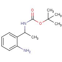 tert-Butyl [1-(2-aminophenyl)ethyl]carbamate