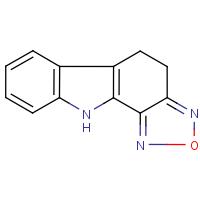 5,10-Dihydro-4H-1,2,5-oxadiazolo[3 4-a]carbazole