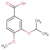 3-Isopropoxy-4-methoxybenzoic acid