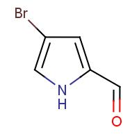 4-Bromo-1H-pyrrole-2-carboxaldehyde