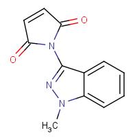1-(1-Methyl-1H-indazol-3-yl)-1H-pyrrole-2,5-dione