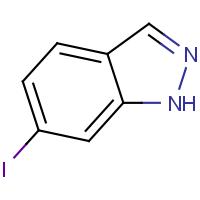 6-Iodo-1H-indazole