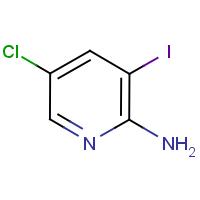 2-Amino-5-chloro-3-iodopyridine