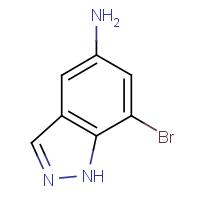 7-Bromo-1H-indazol-5-amine