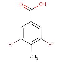 3,5-Dibromo-4-methylbenzoic acid