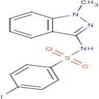 4-Iodo-N-(1-methyl-1H-indazol-3-yl)benzenesulfonamide