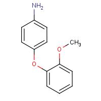 4-(2-Methoxyphenoxy)aniline