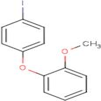 4-(2-Methoxyphenoxy)iodobenzene