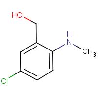 5-Chloro-2-(methylamino)benzyl alcohol