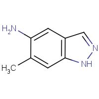 5-Amino-6-methyl-1H-indazole