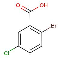 2-Bromo-5-chlorobenzoic acid