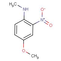 4-Methoxy-N-methyl-2-nitroaniline