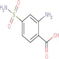 2-Amino-4-sulphamoylbenzoic acid
