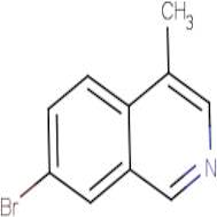 7-Bromo-4-methylisoquinoline