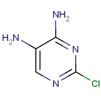 2-Chloropyrimidine-4,5-diamine