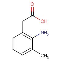 2-Amino-3-methylphenylacetic acid