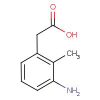 3-Amino-2-methylphenylacetic acid