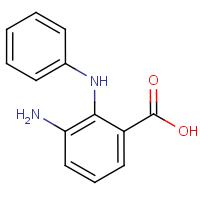 3-Amino-2-(phenylamino)benzoic acid