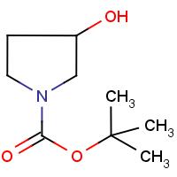 3-Hydroxypyrrolidine, N-BOC protected