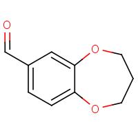 3,4-Dihydro-2H-1,5-benzodioxepine-7-carboxaldehyde