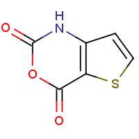 2H-Thieno[3,2-d][1,3]oxazine-2,4(1H)-dione