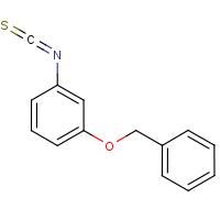 1-(Benzyloxy)-3-isothiocyanatobenzene