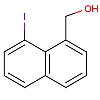 (8-iodo-1-naphthyl)methanol
