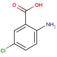 2-Amino-5-chlorobenzoic acid,