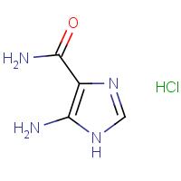 5-Amino-1H-imidazole-4-carboxamide hydrochloride