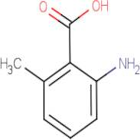 2-Amino-6-methylbenzoic acid