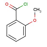 2-Methoxybenzoyl chloride